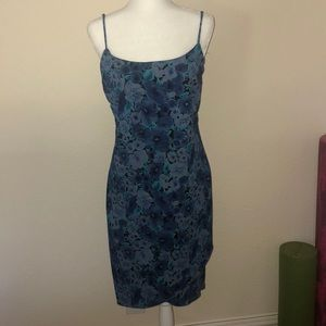 Vintage ! Flower print dress perfect for summer!